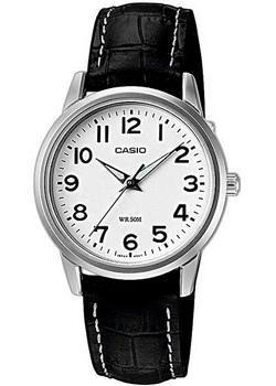 Японские наручные  женские часы Casio LTP-1303PL-7B. Коллекция Analog