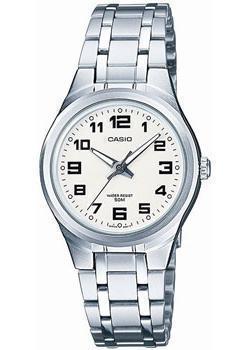 Японские наручные  женские часы Casio LTP-1310PD-7B. Коллекция Analog