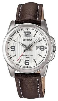 Японские наручные  женские часы Casio LTP-1314L-7A. Коллекция Analog