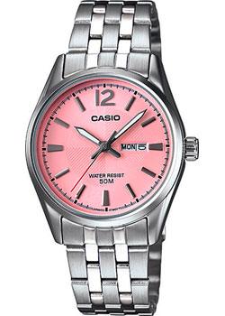 Японские наручные  женские часы Casio LTP-1335D-5A. Коллекция Analog