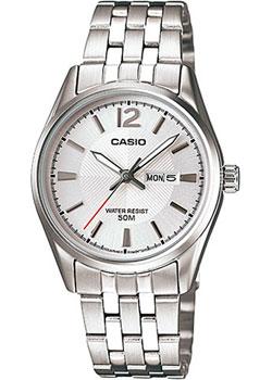 Японские наручные  женские часы Casio LTP-1335D-7A. Коллекция Analog