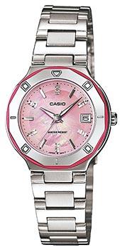 Японские наручные  женские часы Casio LTP-1366D-4A. Коллекция Standard Analog