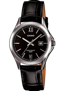 Японские наручные  женские часы Casio LTP-1381L-1A. Коллекция Analog