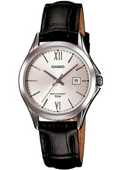 Японские наручные  женские часы Casio LTP-1381L-7A. Коллекция Analog