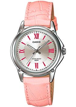 Японские наручные  женские часы Casio LTP-1382L-4E. Коллекция Analog