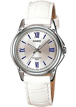 Японские наручные  женские часы Casio LTP-1382L-7E. Коллекция Analog