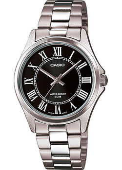 Японские наручные  женские часы Casio LTP-1383D-1E. Коллекция Analog