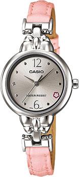 Японские наручные  женские часы Casio LTP-1385L-7A2. Коллекция Analog