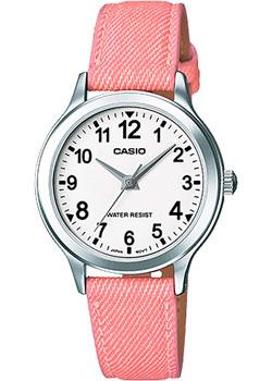Японские наручные  женские часы Casio LTP-1390LB-7B2. Коллекция Analog