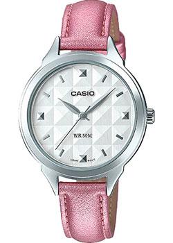 Японские наручные  женские часы Casio LTP-1392L-4A. Коллекция Analog