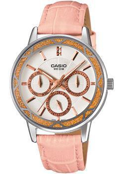 Японские наручные  женские часы Casio LTP-2087L-4A. Коллекция Analog