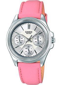 Японские наручные  женские часы Casio LTP-2088L-4A. Коллекция Analog