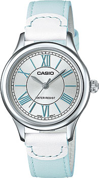 Японские наручные  женские часы Casio LTP-E113L-2A. Коллекция Standard Analog от Bestwatch.ru