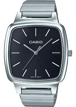 Японские наручные  женские часы Casio LTP-E117D-1A. Коллекция Analog