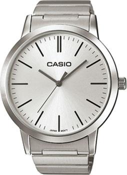 Японские наручные  женские часы Casio LTP-E118D-7A. Коллекция Analog