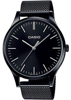 Японские наручные  женские часы Casio LTP-E140B-1A. Коллекция Analog.
