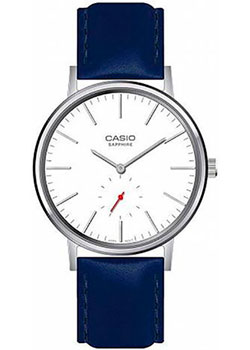 Японские наручные женские часы Casio LTP-E148L-7A. Коллекция Analog фото