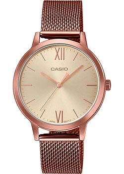 Японские наручные женские часы Casio LTP-E157MR-9AEF. Коллекция Analog фото