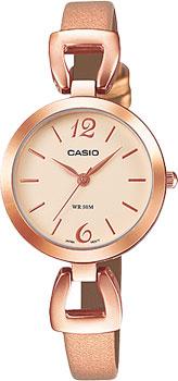 Японские наручные  женские часы Casio LTP-E402PL-9A. Коллекция Standard Analog от Bestwatch.ru