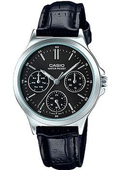 Японские наручные  женские часы Casio LTP-V300L-1A. Коллекция Analog