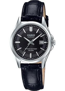 Японские наручные женские часы Casio LTS-100L-1AVEF. Коллекция Analog фото