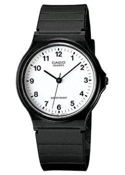Японские наручные  мужские часы Casio MQ-24-7B. Коллекция Analog
