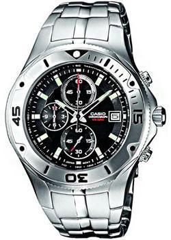 Японские наручные  мужские часы Casio MTD-1057D-1A. Коллекци Analog