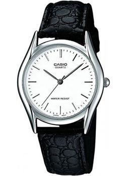 Японские наручные  мужские часы Casio MTP-1154PE-7A. Коллекция Standard Analog
