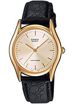Японские наручные  мужские часы Casio MTP-1154PQ-7A. Коллекция Standard Analog