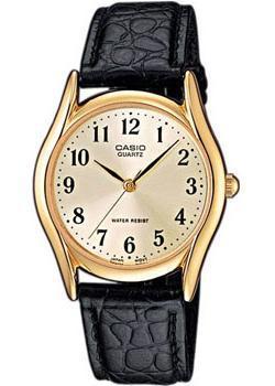 Японские наручные  мужские часы Casio MTP-1154PQ-7B2. Коллекция Standard Analog