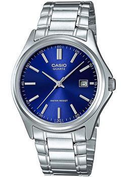 Японские наручные мужские часы Casio MTP-1183PA-2A. Коллекция Analog фото