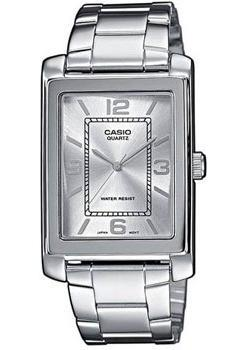 Японские наручные  мужские часы Casio MTP-1234PD-7A. Коллекци Analog