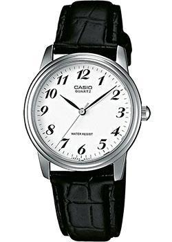 Японские наручные  мужские часы Casio MTP-1236PL-7B. Коллекция Standart