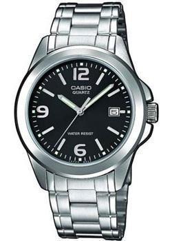 Японские наручные мужские часы Casio MTP-1259PD-1A. Коллекция Analog фото