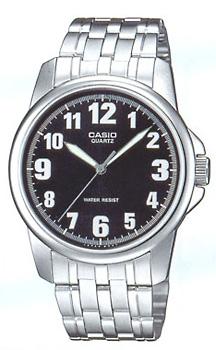 Купить Часы мужские Японские наручные  мужские часы Casio MTP-1260D-1B. Коллекция Metal Fashion  Японские наручные  мужские часы Casio MTP-1260D-1B. Коллекция Metal Fashion