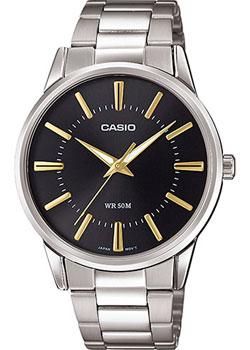 Японские наручные мужские часы Casio MTP-1303PD-1A2VEF. Коллекция Analog фото