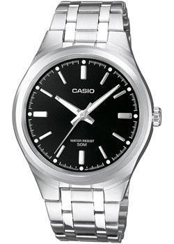 Японские наручные мужские часы Casio MTP-1310PD-1A. Коллекция Analog фото