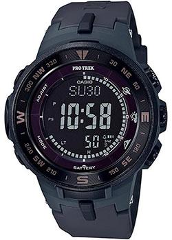 Японские наручные  мужские часы Casio PRG-330-1AER. Коллекция Pro-Trek
