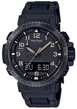Японские наручные  мужские часы Casio PRW-50FC-1ER. Коллекция Pro-Trek