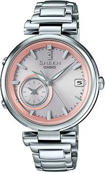 Японские наручные  женские часы Casio SHB-100D-4A. Коллекция Sheen