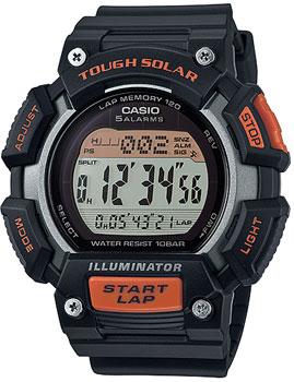 Японские наручные  мужские часы Casio STL-S110H-1A. Коллекция Digital. Производитель: Casio, артикул: w164804