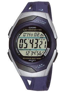 Японские наручные  мужские часы Casio STR-300C-2. Коллекция Phys
