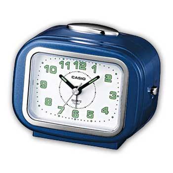 Японские наручные  мужские часы Casio TQ-367-2E. Коллекция Wake up timer