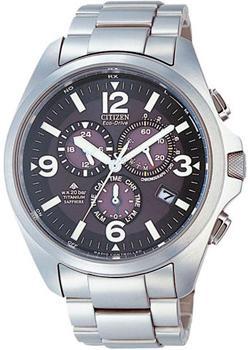 Японские наручные мужские часы Citizen AS4030-59E. Коллекция Promaster