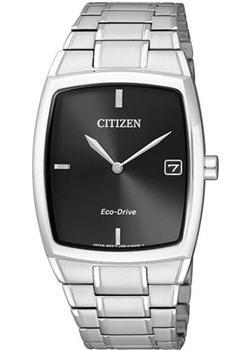 Японские наручные  женские часы Citizen AU1070-82EE. Коллекция Eco-Drive