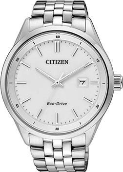 Японские наручные  мужские часы Citizen BM7251-88A. Коллекци Eco-Drive