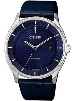 Японские наручные мужские часы Citizen BM7400-12L. Коллекция Eco-Drive фото