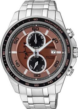 Японские наручные  мужские часы Citizen CA0347-56W. Коллекци Automatic