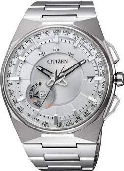 Японские наручные  мужские часы Citizen CC2001-57A. Коллекци Satellite Wave