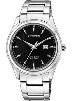 Японские наручные  женские часы Citizen EW2470-87E. Коллекция Eco-Drive